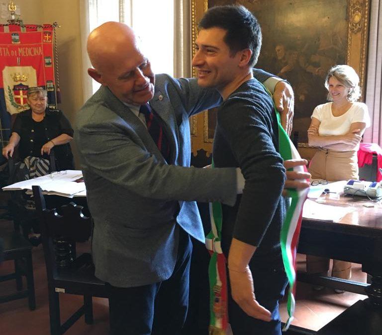Matteo Montanari è il nuovo sindaco di Medicina