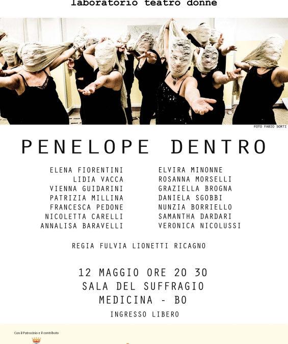 Spettacolo teatrale Penelope Dentro