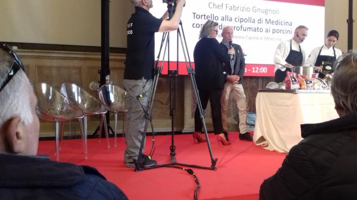 La Cipolla di Medicina in scena alla fiera Macfrut a Rimini