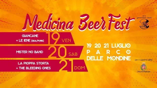 Medicina Beer Fest la festa della Birra di Medicina