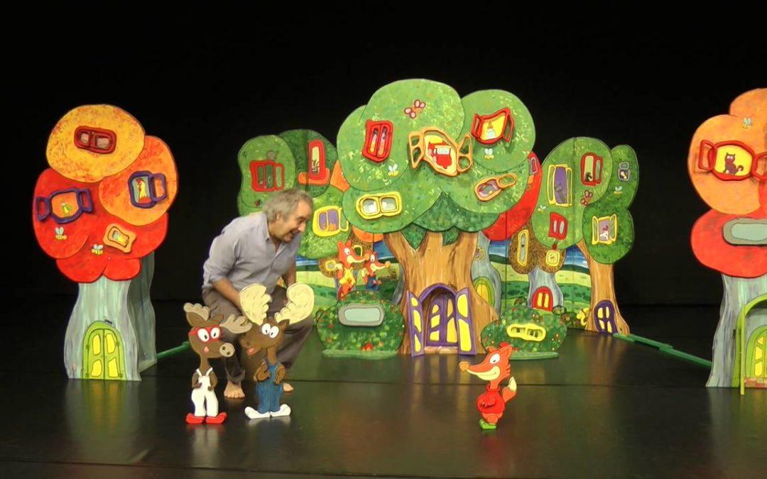 Il teatro per la primissima infanzia torna sul palco del Magazzino Verde di Medicina