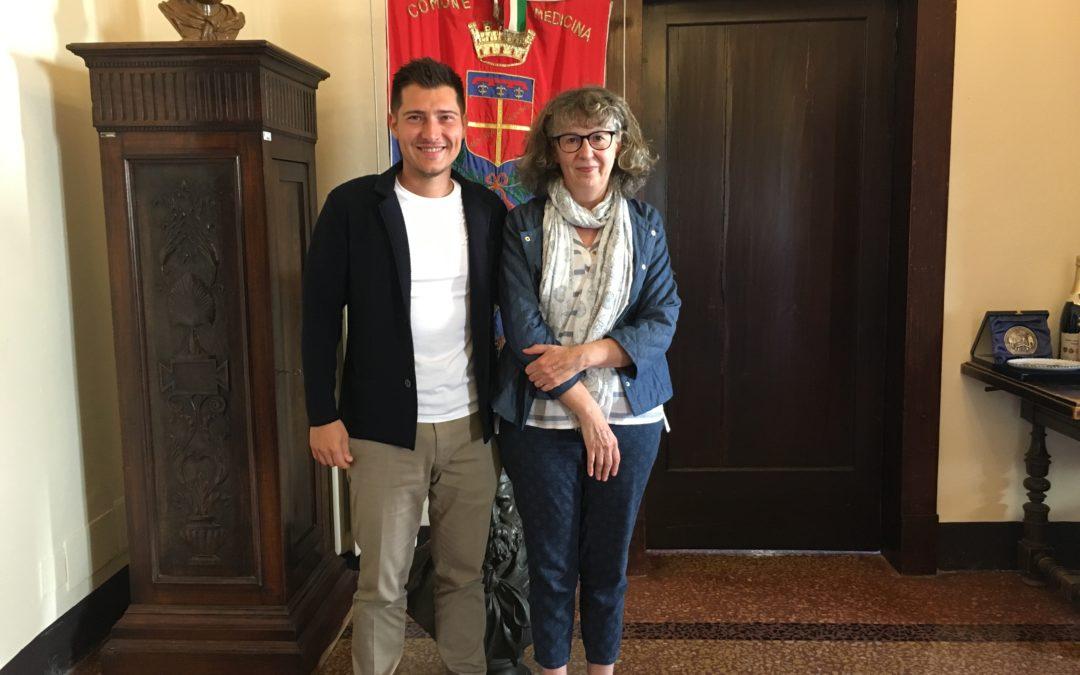 Politiche sanitarie: la dott.ssa Stagni supporterà l'Amministrazione di Medicina