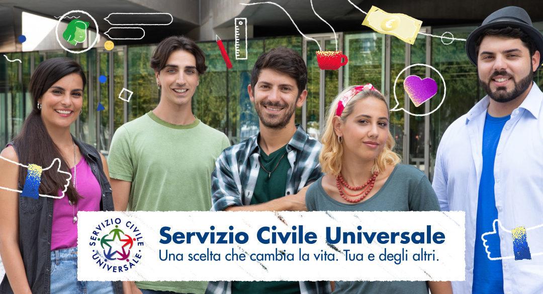 """Servizio civile universale – graduatorie progetto """"Linkontro """""""