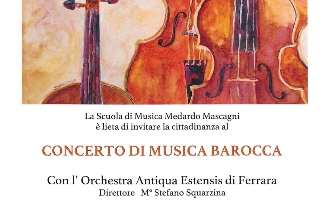 Concerto di musica barocca alla Chiesa di San Mamante