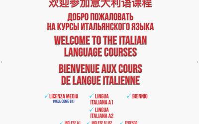 Scuola di lingua italiana per stranieri a Medicina
