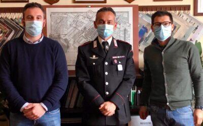 Visita alla Caserma dei Carabinieri di Portonovo