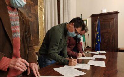 Stazione: in chiusura i lavori al primo piano e firma dell'accordo