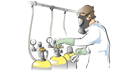 Revisione della patente per l'abilitazione all'impiego di gas tossici