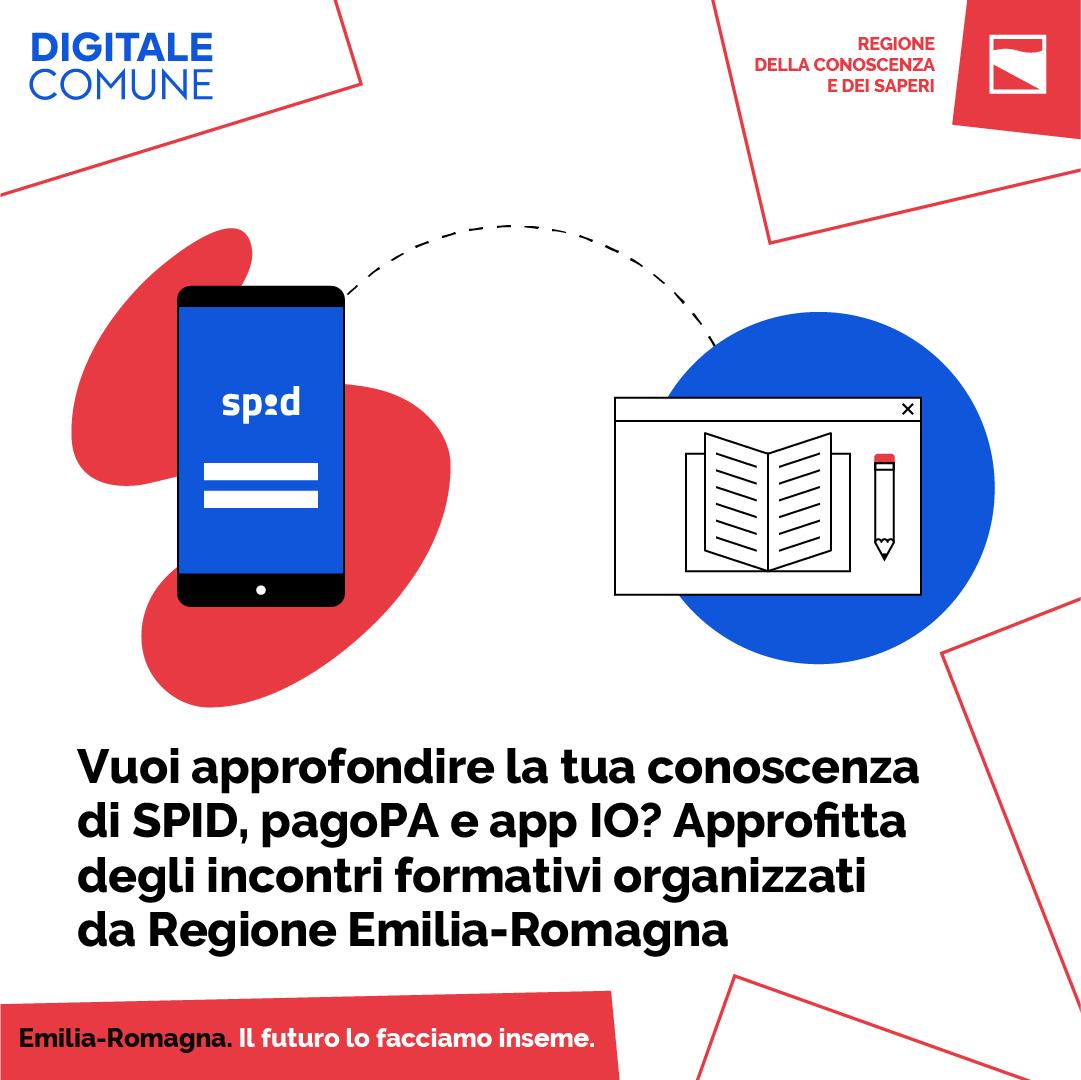 Digitale Comune: corso formazione SPID in biblioteca